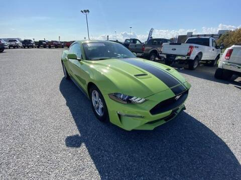 2020 Ford Mustang for sale at King Motors featuring Chris Ridenour in Martinsburg WV
