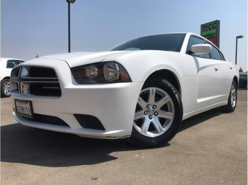 2013 Dodge Charger for sale at MADERA CAR CONNECTION in Madera CA