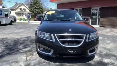 2011 Saab 9-5 for sale at Cj king of car loans/JJ's Best Auto Sales in Troy MI