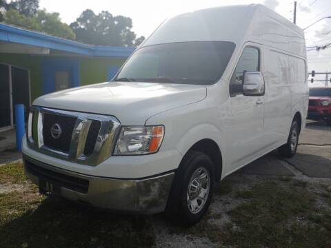 2012 Nissan NV Cargo for sale at Autos by Tom in Largo FL