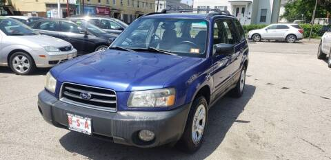 2004 Subaru Forester for sale at Union Street Auto in Manchester NH