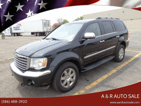 2008 Chrysler Aspen for sale at A & R Auto Sale in Sterling Heights MI
