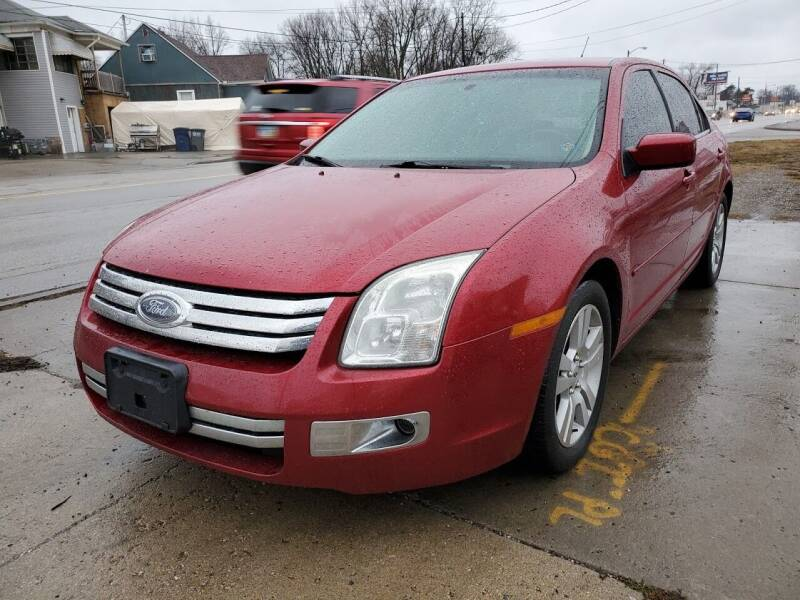 2009 Ford Fusion for sale at Affordable Auto Sales in Toledo OH