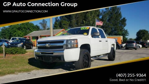 2010 Chevrolet Silverado 1500 for sale at GP Auto Connection Group in Haines City FL