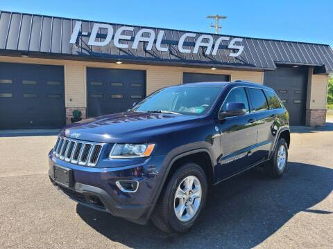 2014 Jeep Grand Cherokee for sale at I-Deal Cars in Harrisburg PA