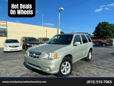 2005 Mazda Tribute for sale at Hot Deals On Wheels in Tampa FL
