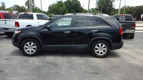 2013 Kia Sorento for sale at Denny's Auto Sales in Fort Myers FL