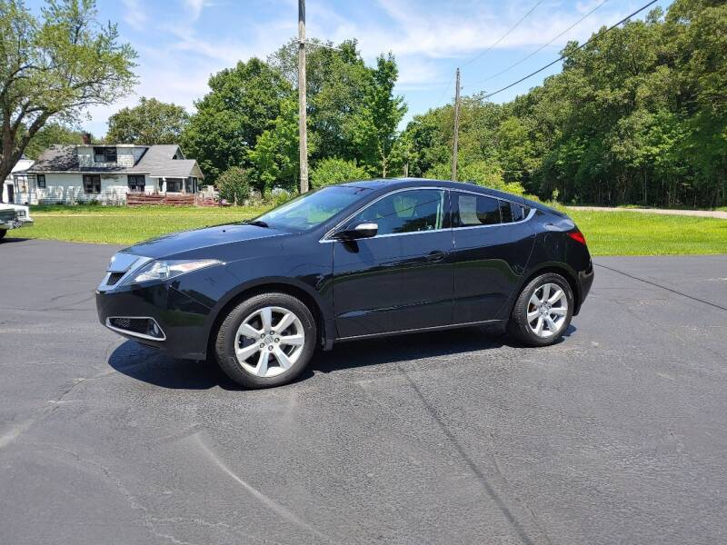 2010 Acura ZDX for sale at Depue Auto Sales Inc in Paw Paw MI