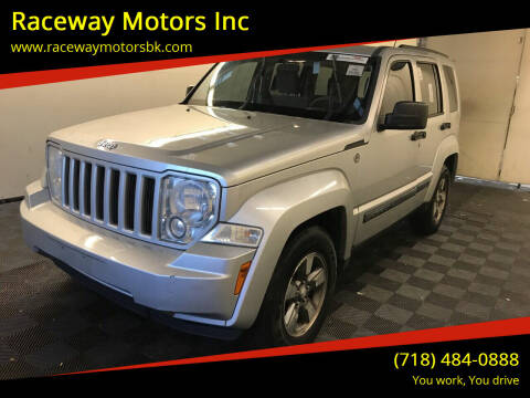 2008 Jeep Liberty for sale at Raceway Motors Inc in Brooklyn NY