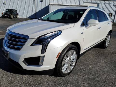 2017 Cadillac XT5 for sale at Art Hossler Auto Plaza Inc - Used Inventory in Canton IL