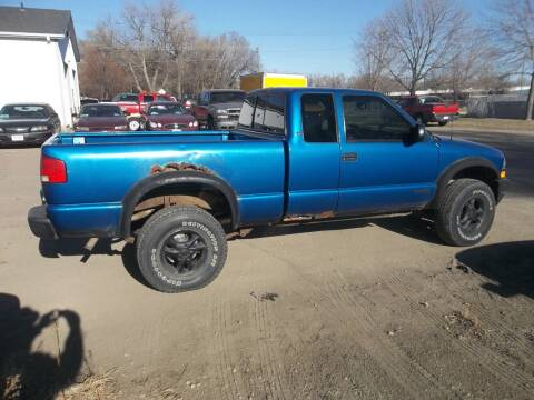 2000 Chevrolet S-10 for sale at A Plus Auto Sales/ - A Plus Auto Sales in Sioux Falls SD