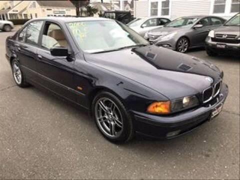 2000 BMW 5 Series for sale at Wilton Auto Park.com in Wilton CT