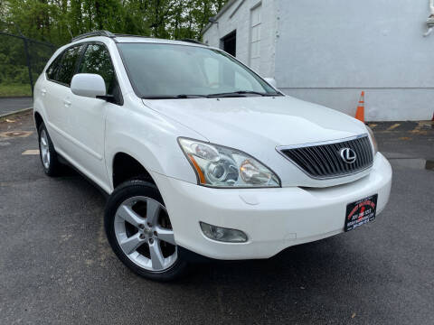 2005 Lexus RX 330 for sale at JerseyMotorsInc.com in Teterboro NJ