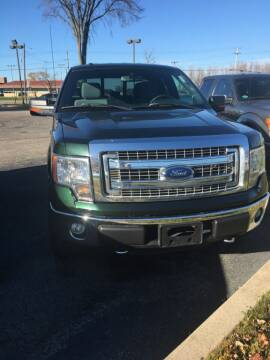 2013 Ford F-150 for sale at Hamburg Motors in Hamburg NY