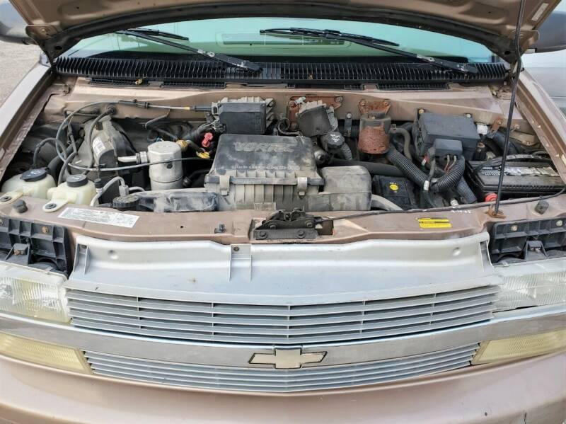 2005 Chevrolet Astro AWD LT 3dr Mini-Van - Ankeny IA