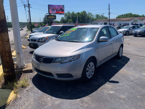 2012 Kia Forte for sale at Credit Connection Auto Sales Dover in Dover PA