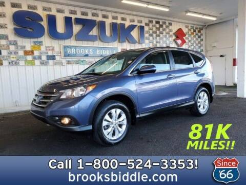 2013 Honda CR-V for sale at BROOKS BIDDLE AUTOMOTIVE in Bothell WA