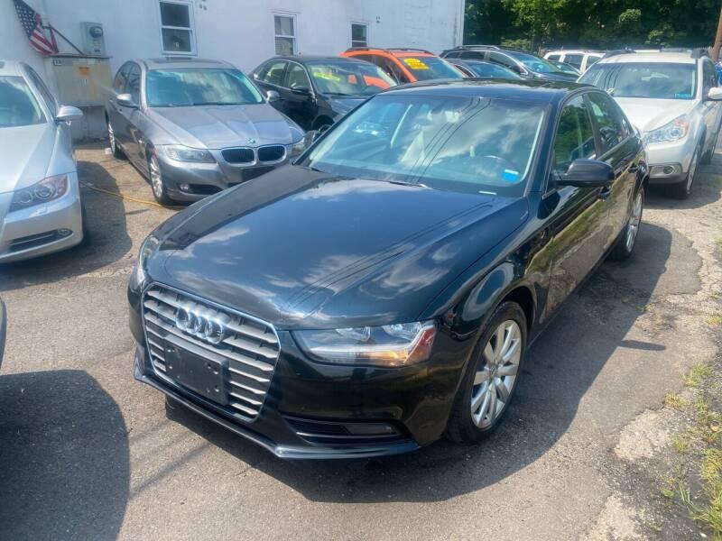 2013 Audi A4 for sale at Washington Auto Repair in Washington NJ