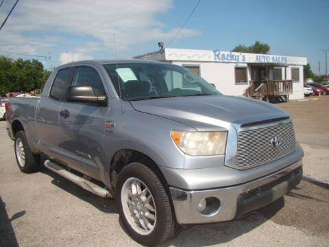 2011 Toyota Tundra for sale at Rocky's Auto Sales in Corpus Christi TX