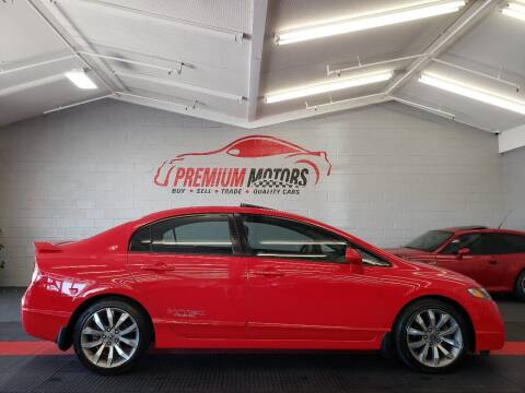 2011 Honda Civic for sale at Premium Motors in Villa Park IL