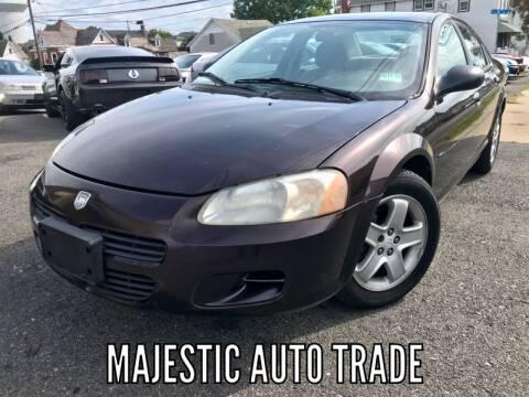2003 Dodge Stratus for sale at Majestic Auto Trade in Easton PA