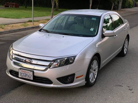 2012 Ford Fusion for sale at ZaZa Motors in San Leandro CA