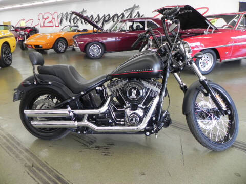 2012 Harley-Davidson FXS-Blackline for sale at 121 Motorsports in Mt. Zion IL