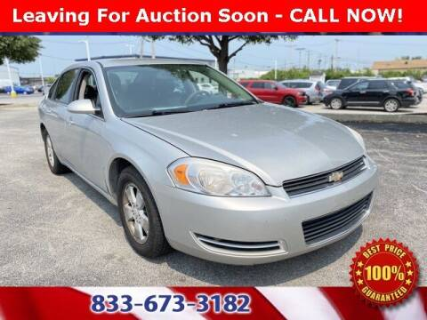 2008 Chevrolet Impala for sale at Glenbrook Dodge Chrysler Jeep Ram and Fiat in Fort Wayne IN