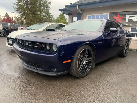 2015 Dodge Challenger for sale at South Commercial Auto Sales in Salem OR