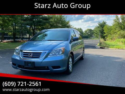 2010 Honda Odyssey for sale at Starz Auto Group in Delran NJ