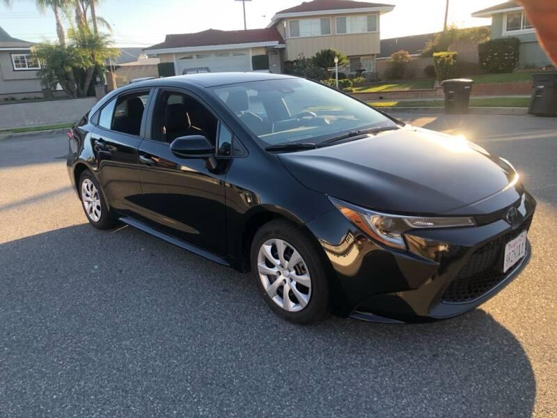 2021 Toyota Corolla for sale at Carmelo Auto Sales Inc in Orange CA