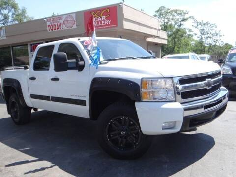 2011 Chevrolet Silverado 1500 for sale at KC Car Gallery in Kansas City KS