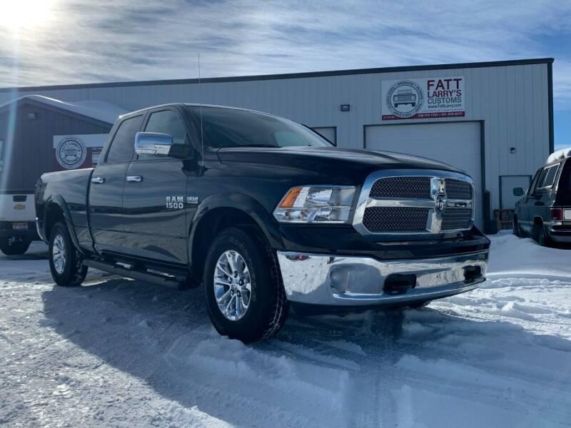 2018 RAM Ram Pickup 1500 for sale at Fatt Larry's Customs in Sugar City ID
