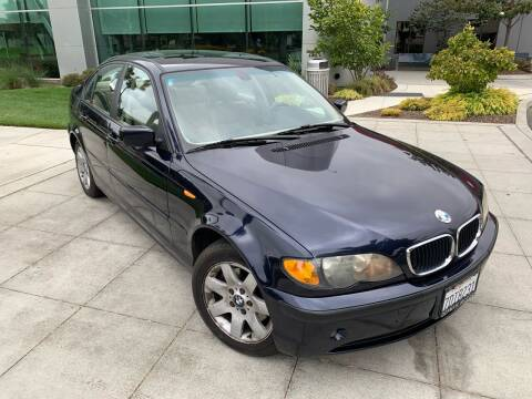 2004 BMW 3 Series for sale at Top Motors in San Jose CA