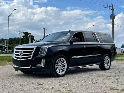 2015 Cadillac Escalade ESV for sale at Auto Direct of South Broward in Miramar FL