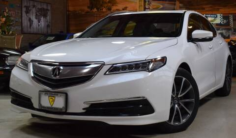 2015 Acura TLX for sale at Chicago Cars US in Summit IL