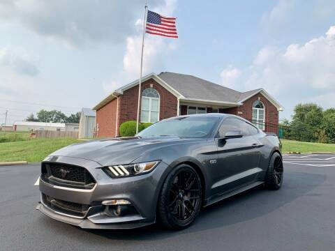 2016 Ford Mustang for sale at HillView Motors in Shepherdsville KY