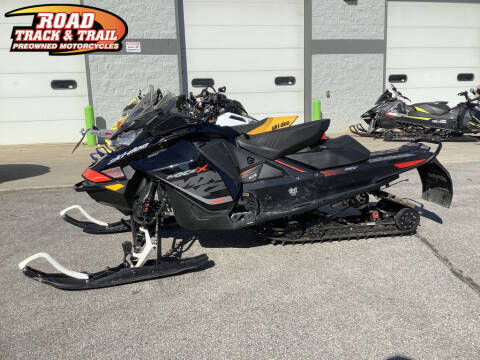 2017 Ski-Doo MXZ® X® w/ Adj. pkg. for sale at Road Track and Trail in Big Bend WI