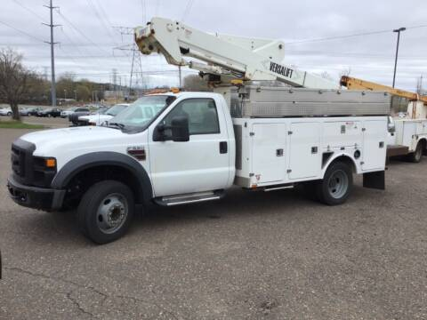 2008 Ford F-550 for sale at Sparkle Auto Sales in Maplewood MN