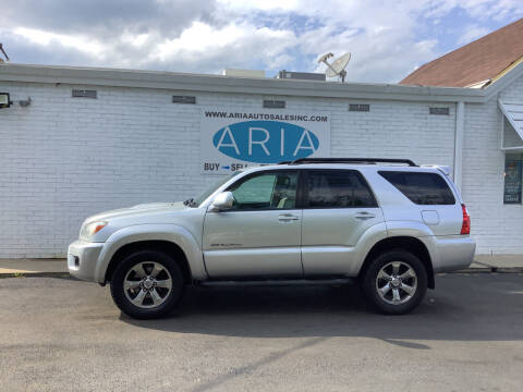 2008 Toyota 4Runner for sale at ARIA  AUTO  SALES in Raleigh NC