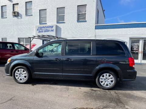 2014 Dodge Grand Caravan for sale at Lightning Auto Sales in Springfield IL