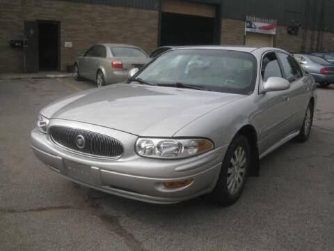 2005 Buick LeSabre for sale at ELITE AUTOMOTIVE in Euclid OH