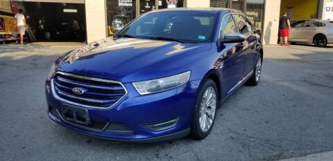 2013 Ford Taurus for sale at Motor City in Boston MA
