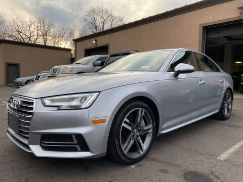 2018 Audi A4 for sale at Vantage Auto Group - Vantage Auto Wholesale in Lodi NJ
