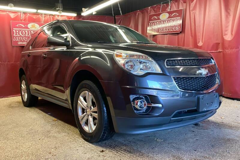 2015 Chevrolet Equinox for sale at Roberts Auto Services in Latham NY