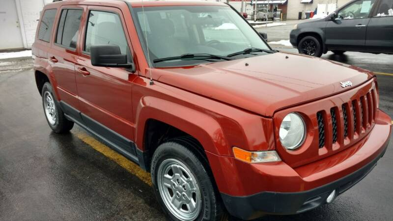 2012 Jeep Patriot for sale at Graft Sales and Service Inc in Scottdale PA
