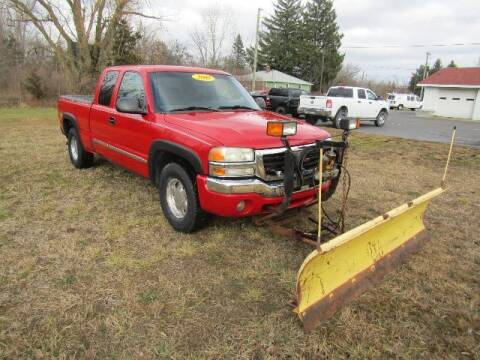 2003 GMC Sierra 1500 for sale at Michigan Credit Kings in South Haven MI