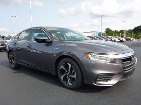 2021 Honda Insight for sale at RUSTY WALLACE HONDA in Knoxville TN