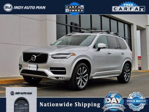 2017 Volvo XC90 for sale at INDY AUTO MAN in Indianapolis IN