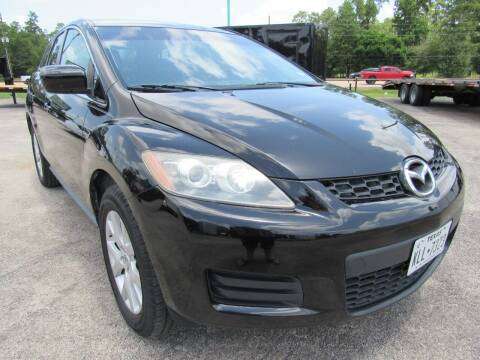 2009 Mazda CX-7 for sale at Park and Sell in Conroe TX